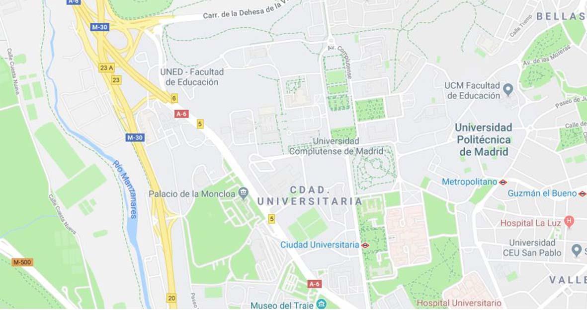 Zona Ser Madrid Mapa 2019.Donde Y Como Aparcar Gratis En Madrid Seguropordias
