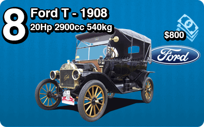 Ford T (1908)