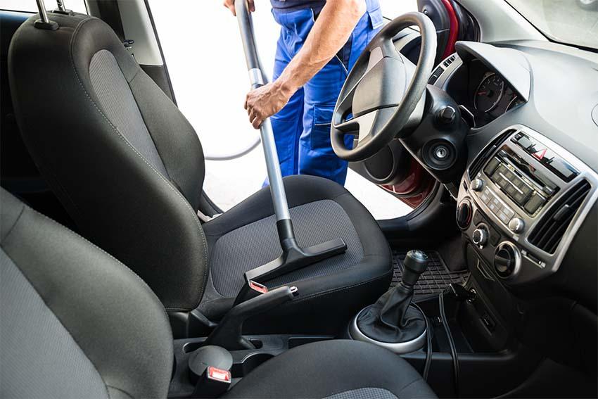 C mo limpiar el interior del coche seguropordias - Limpiar el interior del coche ...