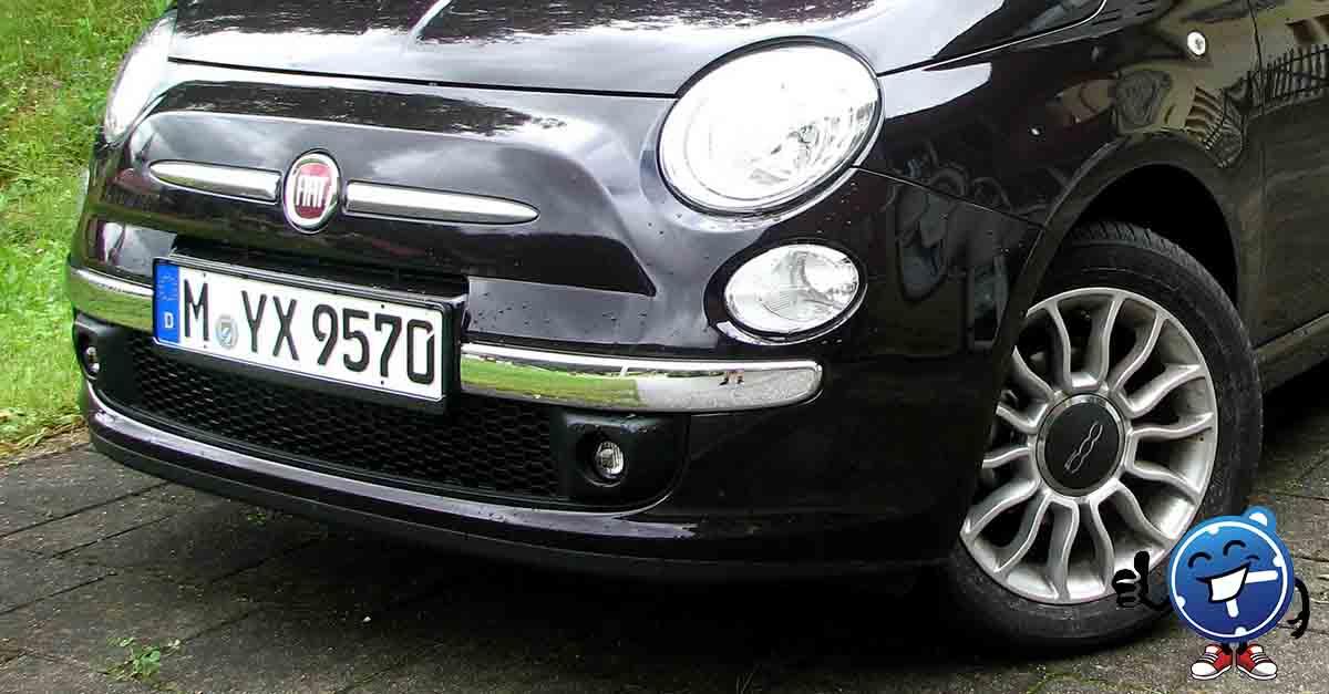 Saber si un coche tiene seguro por la matr cula - Matricula coche hoy ...